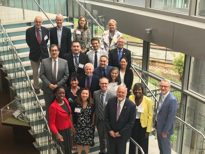 Public Health Leaders Meet with CDC Director